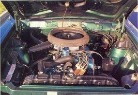 1971 AMC Hornet SC/360: A Profile of a Muscle Car