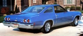 The Chevelle SS earned a place among the top muscle cars of the era.