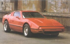 Safety Red was also a standard Bricklin color.