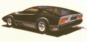 The Bricklin Chairman was intended to be the face-lifted Bricklin for 1976.