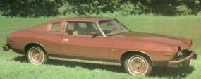 The 1978 Barcelona package became more elaborate with new color-keyed bumpers and slotted wheels.