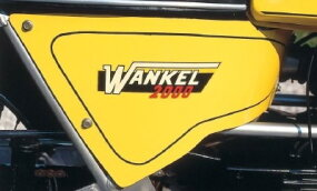 The Wankel's chief problem was overheating.