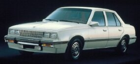 The 1983 Cadillac Cimarron, with its four-cylinder Chevy motor, stained Cadillac's reputation.