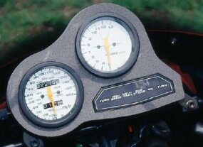 The 1986 Suzuki GSXR750 could reach speeds up to 160 miles per hour. On the street.