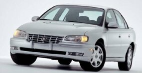 Although the 1999 Cadillac Catera Sport sported new features, sales were well below expectations.
