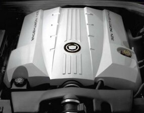 2004 Cadillac XLR's revised 4.6 Northstar V-8