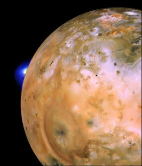Jupiter's moon Io
