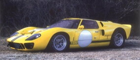 "The next leap forward for the Ford GT project was the Mark II. Its powerplant was the mighty 427-cid ""side-oiler"" V-8 that could crank out approximately 500 bhp in race trim."