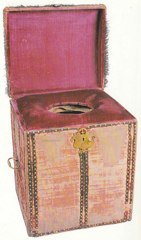 royal commode 1650