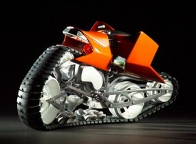 """Baal,"" another all-terrain concept from Keller and Schlootz."