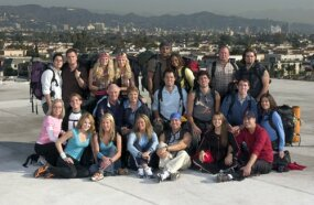 The cast of THE AMAZING RACE 7
