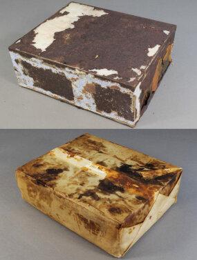 antarctica fruit cake robert falcon scott
