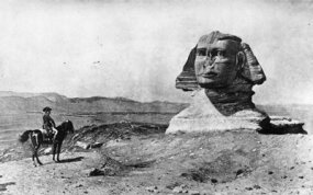 Napoleon's scholars revolutionized the study of archaeology in Egypt.