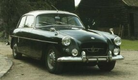 The Bristol 407: A specially built Canadian Chrysler hemi V-8, which transformed the Bristol 406 into a true high-performer.