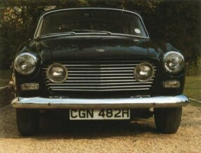 The Bristol 410's stodgy styling was offset by GT performance and careful craftsmanship.
