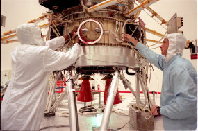 cassini spacecraft, nasa
