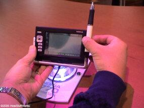 The Nokia 770