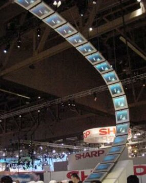 The LCD Arch