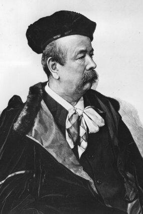 Designer Charles Frederick Worth