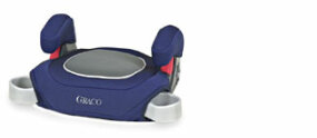 Backless Graco TurboBooster