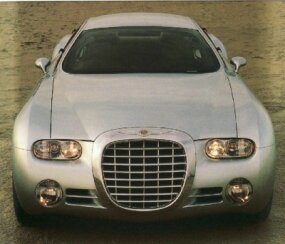The Chrysler Chronos concept car closely echoed the D'Elegance.