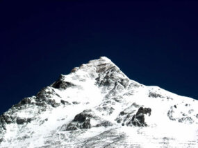 Everest's South Summit