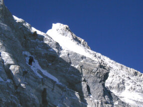 Everest's North Summit