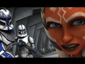 Ahsoka Tano and the Clone Army