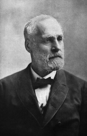 Congressman Henry Dawes