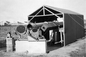 1919 eclipse telescope