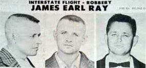 A Wanted poster from one of Ray's earlier escape attempts.