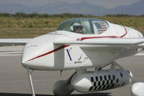 The Mark-1 X-Racer Development Vehicle