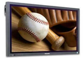 "A big, beautiful, magnificent 42"" flat-panel plasma TV makes a fine Father's Day gift."