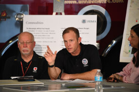 fema administrator discussing