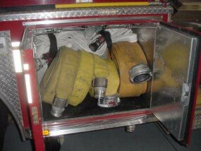 Curb jumpers and hose packs