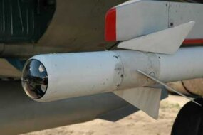 Infrared seeker of the R-3 air-to-air missile