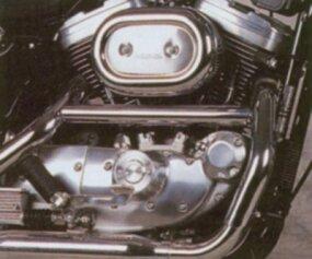 1986-Present Evolution Sportster Harley-Davidson Engine