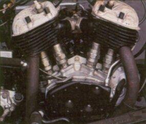 1930-1935 Flathead (Side-Valve) Harley-Davidson Engine