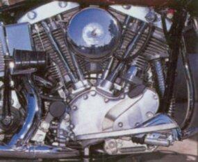 1966-1983 Shovelhead Harley-Davidson Engine
