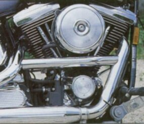 1984-Present Evolution V2 Harley-Davidson Engine