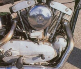 1957-1985 Sportster Harley-Davidson Engine