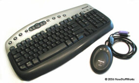 From the Keyboard to the Computer - How Computer Keyboards Work