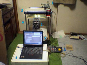 Takayuki Muranushi built an automatic book scanner.
