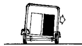Lopsided loads can cause your trailer to oscillate.