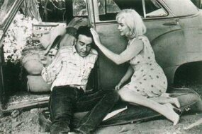 Marilyn and Montgomery Clift: two lost souls.