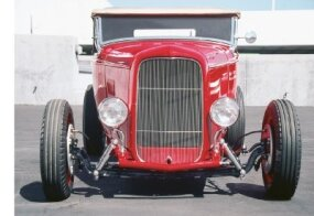 The McGee/Scritchfield Deuce has a distinctive, cutting-edge look that is still often imitated by hot rodders today.