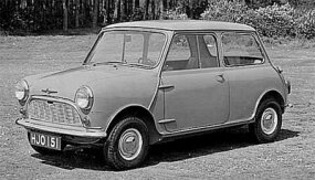 1959 Mini Cooper.  See more Mini Cooper images.