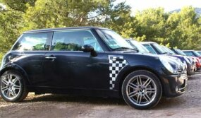 2006 MINI Cooper with Checkmate Package