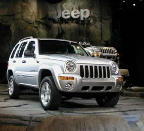 The 2002 Jeep Liberty