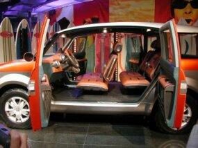 Inside the Honda Model X